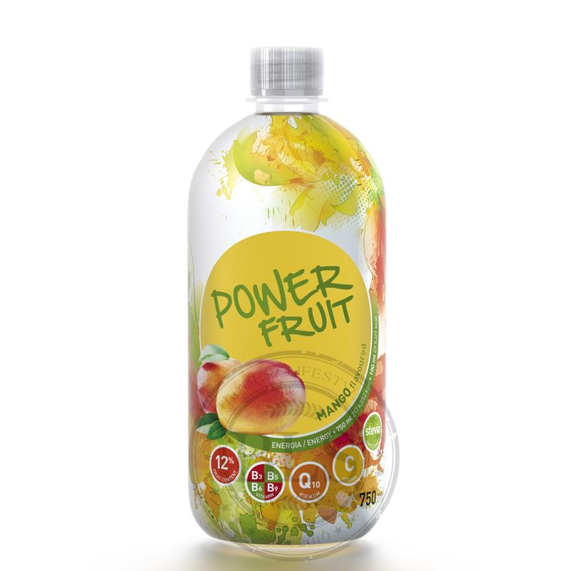 POWER FRUIT nápoj mango 750ml