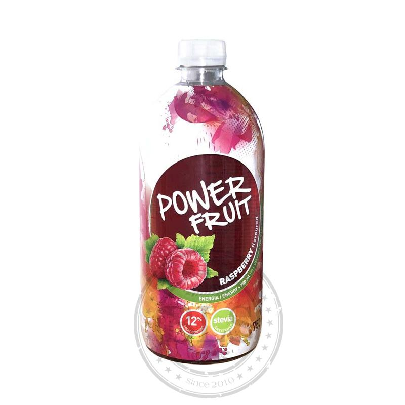POWER FRUIT nápoj malina 750ml