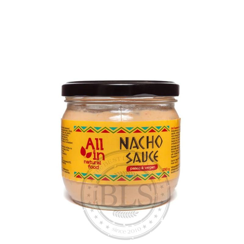 All In – Nacho sauce 250g