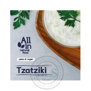 All In – Tzatziki šalát 160g