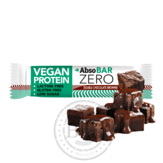 AbsoBar Zero – Brownie 40g