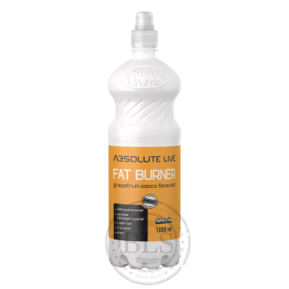 ABSOLUTE LIVE FAT BURNER nápoj grapefruit a kokos 1000ml