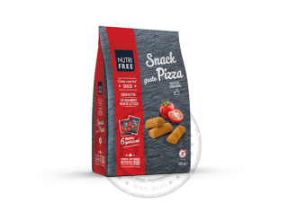Nutrifree Gocce di Pane gusto Pizza - Multipack 180g (30gx6) (Dátum exp.: 31.07.2019)