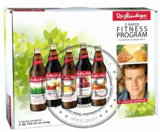 DR. STEINBERGER FITNESS 5ks, 3750ml